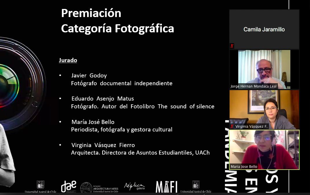 DAE premió a ganadores de 1er Concurso de Fotografía y Cortometraje